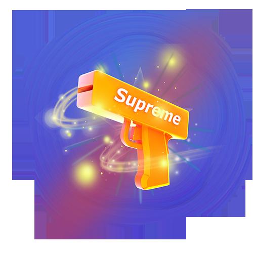 红⑦队:大乔陪玩收到礼物Supreme